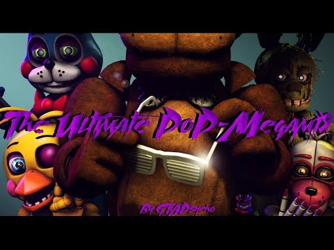 [FNAF SFM] The Megamix Collab