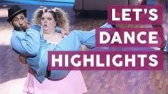 Let's Dance: Die unglaublichsten Momente der vergangenen Staffeln