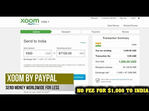 Wire Transfer Money | Xoom Money Send Money Online Global International Wire Transfer