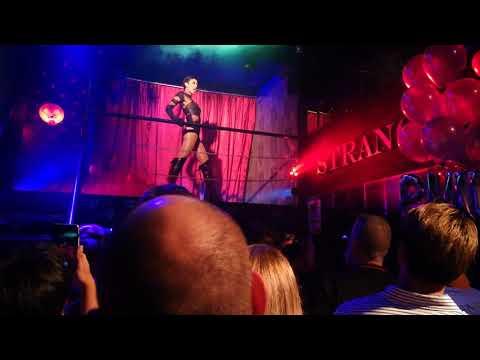 Cherilyn - Never Dance - Lenny Bertoldo's Radio Edit @The Strengers Bar