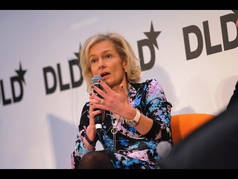 Highlights - How Will Journalism Survive? (Al-Hames, Minton-Beddoes, Pearlstine, Auletta) | DLD16