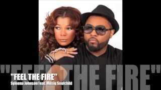 "Syleena Johnson feat. Musiq Soulchild - ""Feel the Fire"""