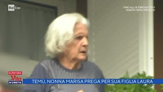 Delitto Temù, Nonna Marisa prega per sua figlia Laura Ziliani - La vita in diretta 21/10/2021