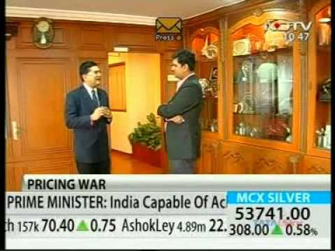 Ashishkumar Chauhan, Interim CEO - BSE LTD (Formerly BOMBAY STOCK EXCHANGE LIMITED )