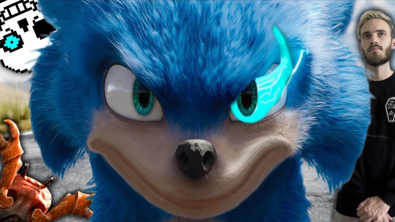 Sonic The Hedgehog Movie Trailer Memes - Jameslemingthon Blog