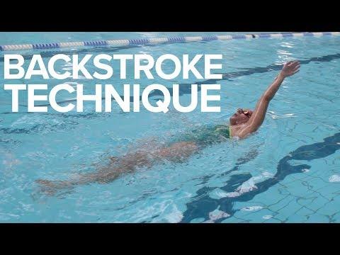 Backstroke Technique