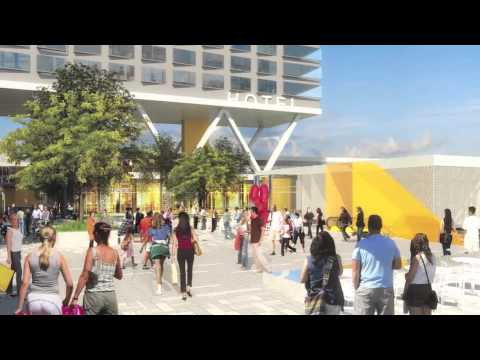 The developers of Staten Island's Empire Outlets discuss employment opportunities