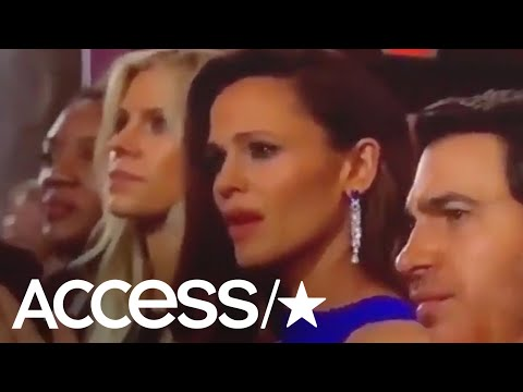 Jennifer Garner Becomes An Instant Meme With Her Concerned Expression At The 2018 Oscars  Access