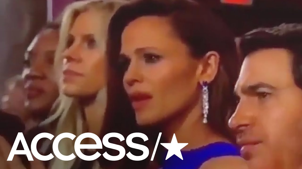 Funny Meme Faces 2018 : Jennifer garner becomes an instant meme with her concerned