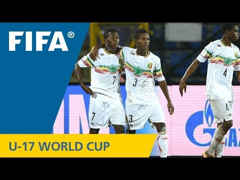 Match 48: Mali v Ghana – FIFA U-17 World Cup India 2017