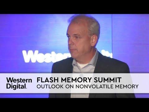 Flash Memory Summit | Outlook on the Non-volatile Memory Market
