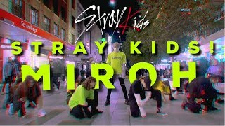 [KPOP IN PUBLIC] STRAY KIDS (스트레이 키즈) - MIROH DANCE COVER | THE KULT CREW |