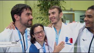 Inside aux Championnats du Monde de Parajudo - Champions d'Exception - Handisport TV