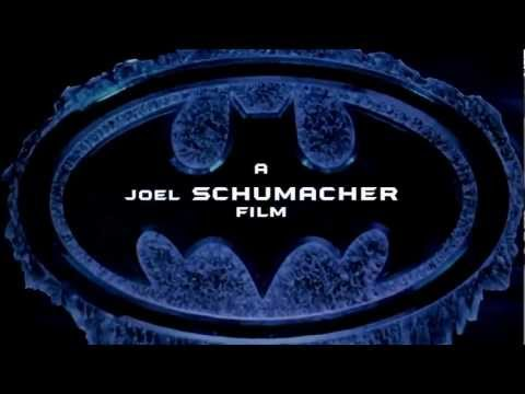 Batman and Robin Opening HD