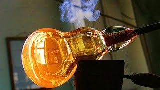 Из чего делают стекло . Производство стекла
