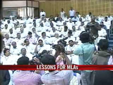 MLAs attend Kalam's anti-corruption classes