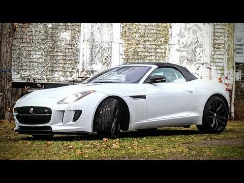 Importing A Car From Canada - My Experience With A 2017 F-Type