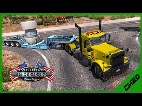 American Truck Simulator - Nuclear Transport