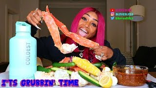 Seafood Boil Shout Outs Pt2 start at 30 mins