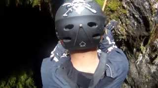 GREEK RAMBO EXTREME SPELEOLOGY 100 m. EPTASTOMO 1