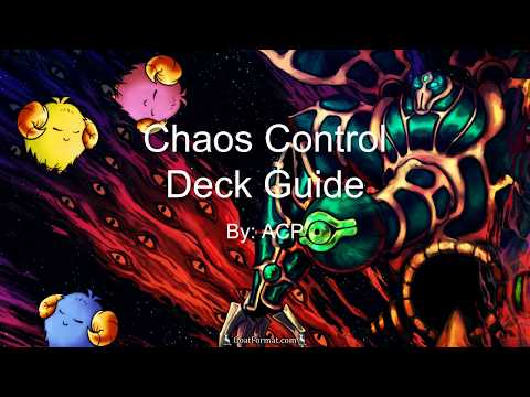 Category: Chaos Control - Yu-Gi-Oh! Goat Format