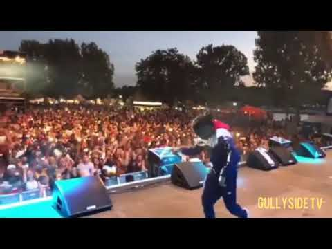 Jahmiel  Highlight  Performance @  Summer Jam 2018