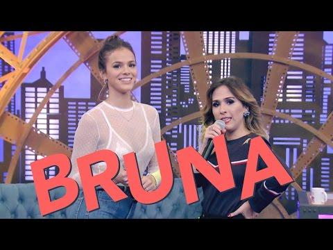 Tatá Werneck  Bruna Marquezine  Lady Night  Humor Multi
