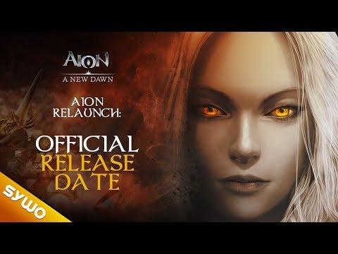 AION Relaunch  60  Release Date   PTS Server & More