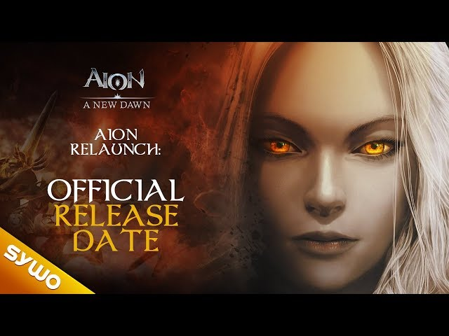 AION Relaunch - 6.0 Official Release Date | Official PTS Server & More