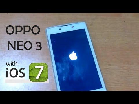 Oppo Dengan IOS 7 | Custom ROM