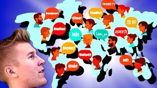Guessing Different Languages Just By Listening Challenge