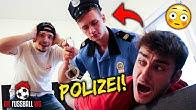 DESWEGEN WIRD ER VON DER POLIZEI VERHAFTET! | Fussball WG - Folge 5