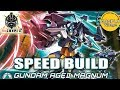 [SPEED BUILD] HGBD 1/144 GUNDAM AGE II MAGNUM By Tid-Gunpla の動画、YouTube動画。