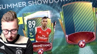 Biggest FIFA Mobile 20 Summer Showdown Pack Opening! Beach Party Offer Quest For 89 OVR Aubameyang!