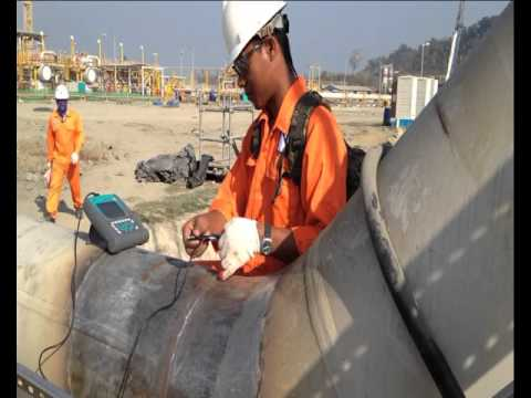 PWHT, PMI, HARDNESS Services by Pacific High Tech Services at Shwe Project