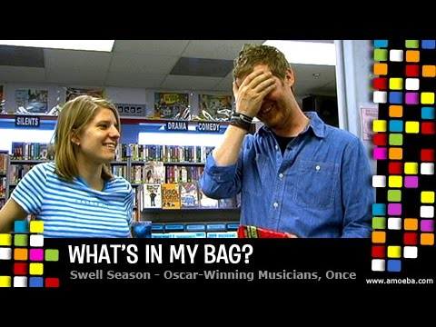The Swell Season - What's In My Bag?