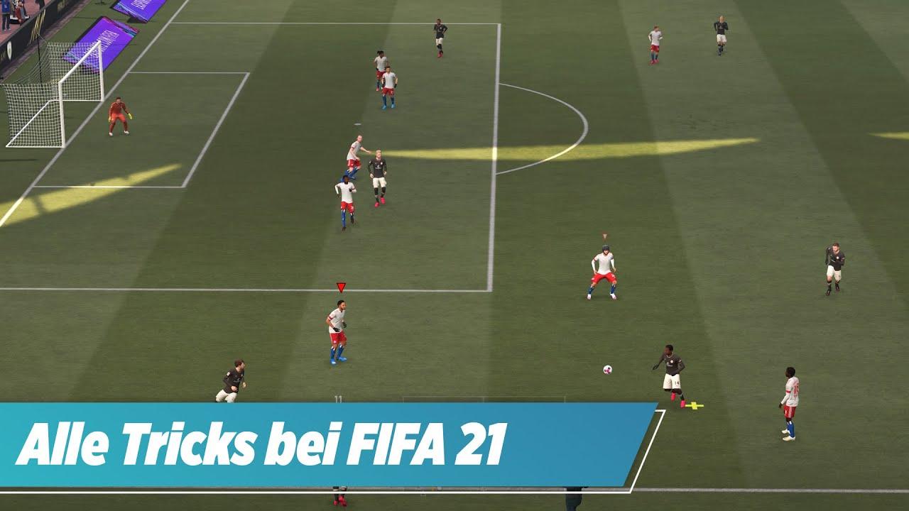 Fifa Tricks