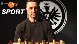 Eintracht Frankfurt: Auf dem Kovac-Weg zum Erfolg | ZDF SPORTreportage
