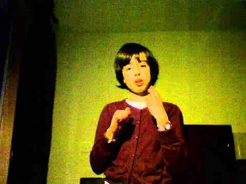 123 good to be me in british sign language