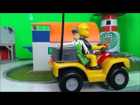 Feuerwehrmann Fireman Sam - Compilation Video In English