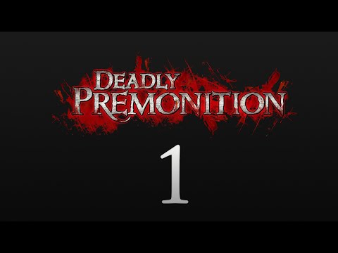 Cry Plays: Deadly Premonition [P1]