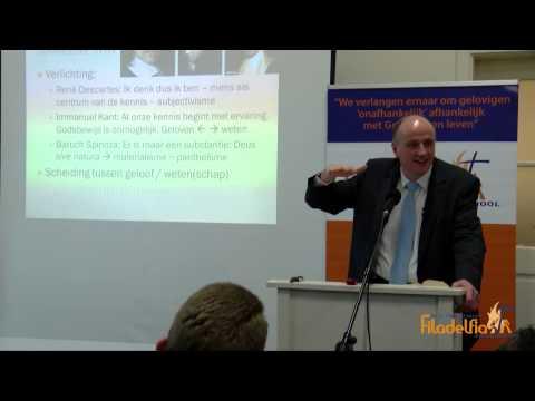 Apologetiek deel 1 | Postmodernisme en de tijdgeest | Prof. dr. Henk van den Belt