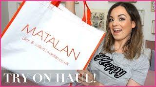 MATALAN Autumn Fashion Haul & Try On!   Sara Michelle Walker