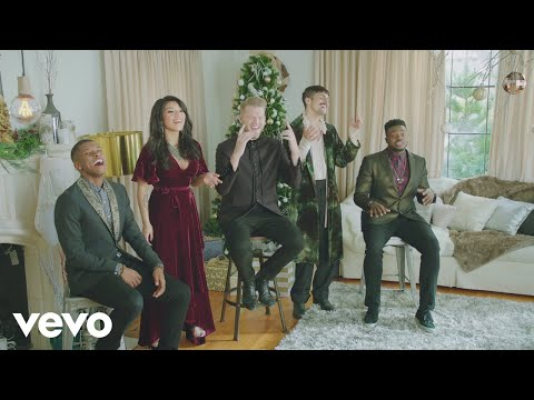 OFFICIAL VIDEO Deck The Halls - Pentatonix