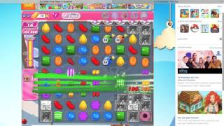 candy crush saga level 1466 walkthrough