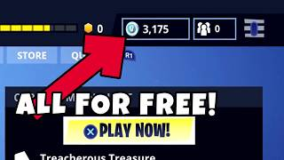 3 EASY Ways To Get FREE V BUCKS in Fortnite Battle Royale