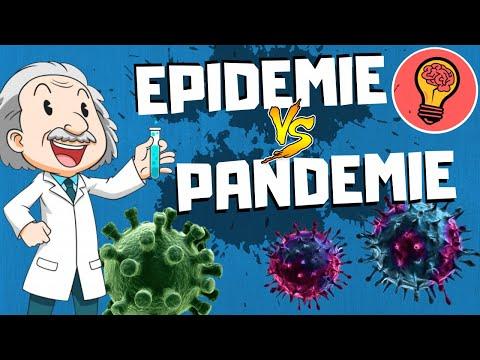 �� CORONAVIRUS: EPIDEMIE OU PANDEMIE ? QUELLE DIFFERENCE ?