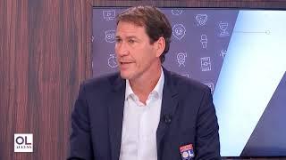 OLACCESS : Invité Rudi Garcia | Olympique Lyonnais