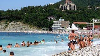 Ольгинка, Россия(Отдых в России. Отели, пляжи, природа., 2014-07-28T12:10:38.000Z)