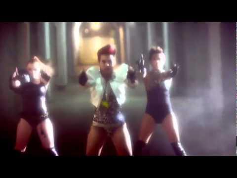 Aggro Santos feat Kimberly Wyatt - Candy (OST Street Dance 3D)